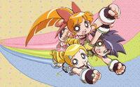 Powerpuff girls z wallpaper by lookatthesea-d3abw7o