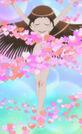 Moetan Mio in her transformation