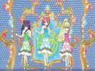 Lilpri 10 Rainbow-Colored Angel dress