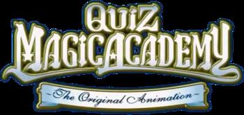 Quiz Magic Academy logo