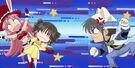Full Moon wo Sagashite Mitsuki, Meroko and Takuto11