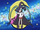 Sasami Mahou Shoujo Club Sasami using her magic (opening)