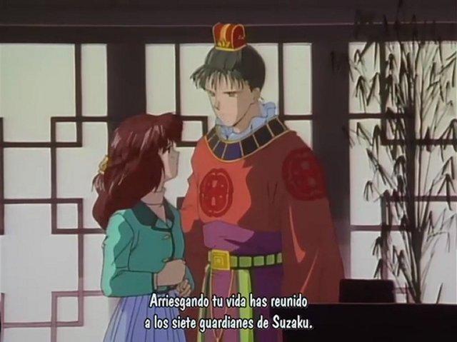 Fushigi Yuugi - Episode 23