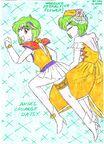 Manga trans Angel daisy