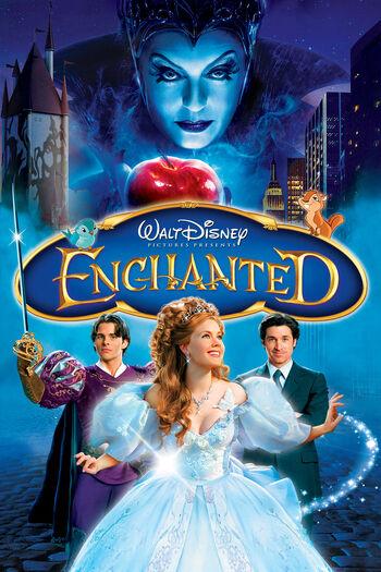 Movies-Enchanted