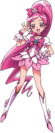 Pretty Cure All Stars DX2 Cure Blossom pose