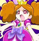 Powerpuff Girls Z Himeko about to transform