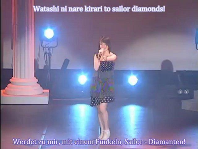 Pretty Guardian Sailor Moon - Kirari Super Live part 2