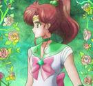 Sailor Moon Crystal Sailor Jupiter