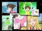 Full Moon wo Sagashite Mitsuki, Full Moon, Meroko and Takuto