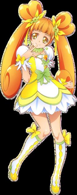 Doki Doki! Pretty Cure Cure Rosetta pose4