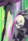 Kamichama Karin Ares using an attack10