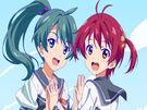 Vividred Operation Akane and Wakaba4