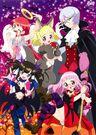 Mikan, Aroma, Fuwari, Hibiki and Ajimi