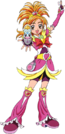 Cure Bloom with her Mix Commune