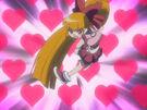 Powerpuff Girls Z Blossom using her attack26