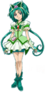 Cure Mint New Stage 2