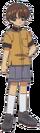 Card Captor Sakura Syaoran pose2