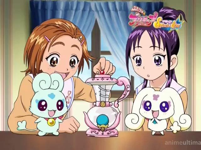 Futari wa Pretty Cure Splash Star - Episode 08