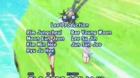 Mermaid Melody Pichi Pichi Pitch Pure - Ending 1