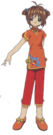 Card Captor Sakura Sakura pose7