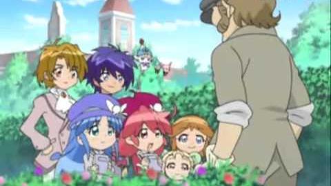 Fushigiboshi no Futago Hime Gyu! - Episode 22