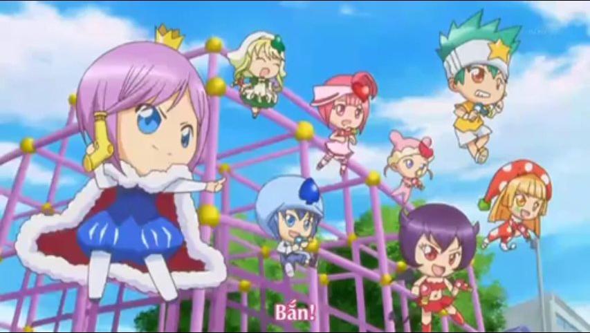 Shugo Chara Doki! - Episode 07
