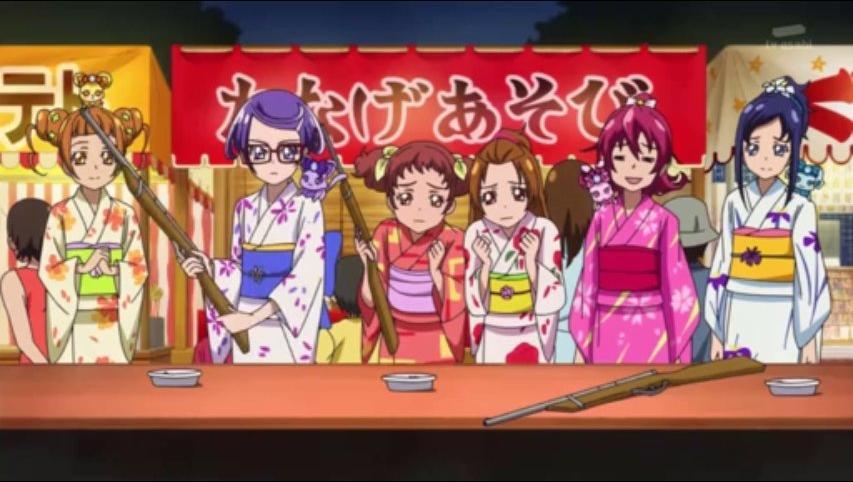 Doki Doki! Pretty Cure - Episode 28