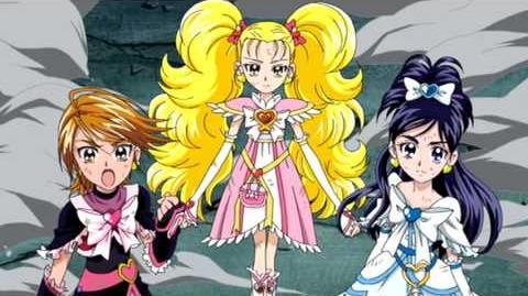 Pretty Cure All Stars Go Go Dream Live!