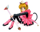 Card Captor Sakura Sakura pose2