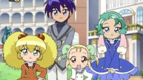 Fushigiboshi no Futago Hime Gyu! - Episode 33