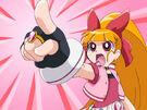 Powerpuff Girls Z Blossom in episode 32