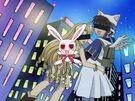 Full Moon wo Sagashite Full Moon, Meroko and Takuto