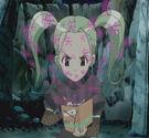 Sasami Mahou Shoujo Club Anri using her magic17