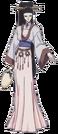 Card Captor Sakura Syaoran's mother pose