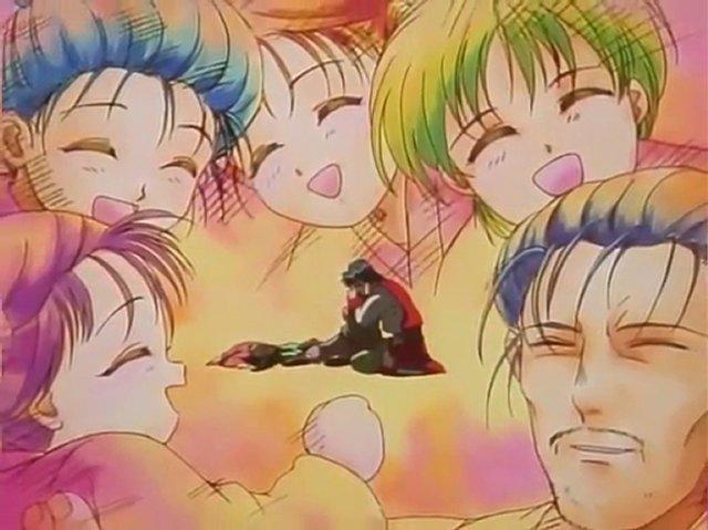 Fushigi Yuugi - Episode 27