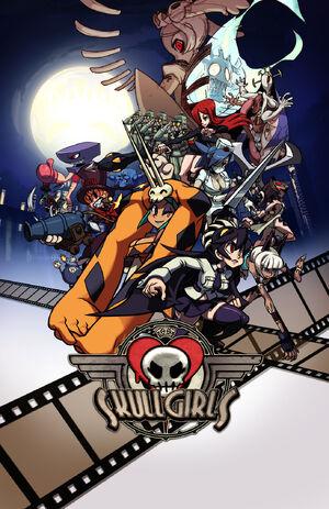 Skullgirls imagen promocional