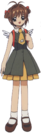 Card Captor Sakura Sakura pose6