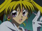 Kamikaze Kaitou Jeanne Kaitou Jeanne with her pin19