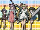 Magikano Ayumi, Maika, Yuri and Marin