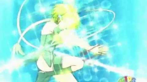 English Mew Mew Power Transformations & Attacks