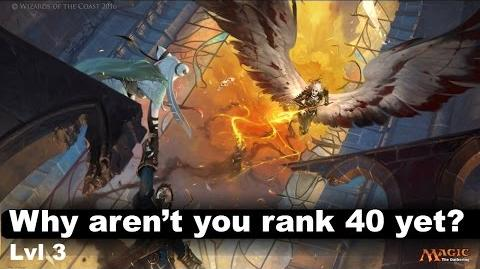 Lvl 3 Why aren't you rank 40 yet?