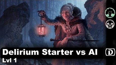 Beginner's Guide - Delirium Starter Box Deck