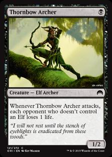 Thornbow Archer