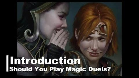 Intro Should you play Magic Duels?