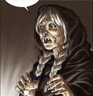 Iremi's Grandmother