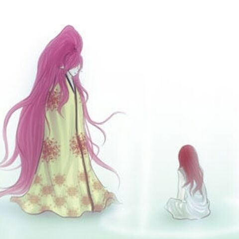 Wandra sealing Iremi's powers