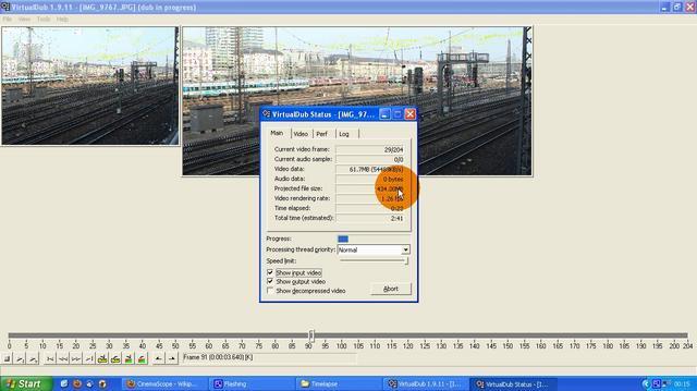 Timelapse Workflow Tutorial using Free Software