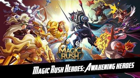 Magic Rush Heroes Grunk Awakening Full Review