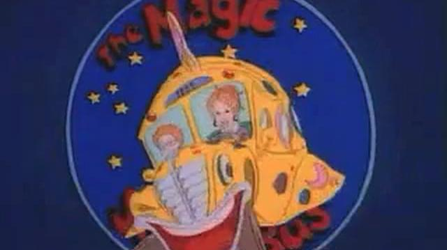 Magic School Bus Blows its Top (Converted)